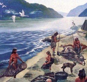 История возникновения рыбалки