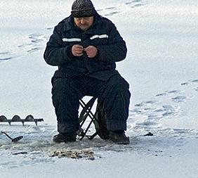 Подледный лов – для спокойных голов