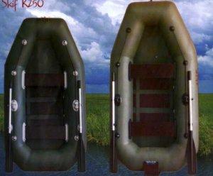 Недорогие резиновые лодки