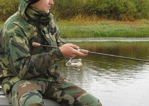 Экипировка для летней рыбалки
