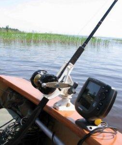 Даунриггеры – особенности рыбалки на глубине