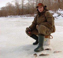 Выбор обуви для зимней рыбалки