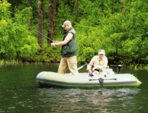 Параметры выбора надувной лодки