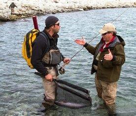 Рыбалка в Патагонии