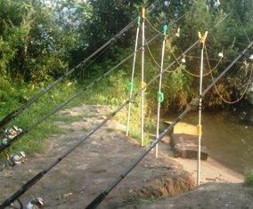 Рыбалка на донную снасть