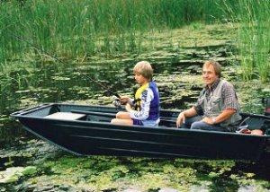 Как выбрать рыболовную лодку