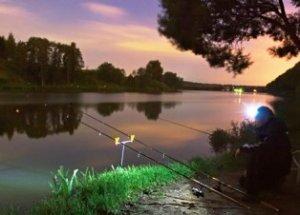 Рыбалка донной снастью