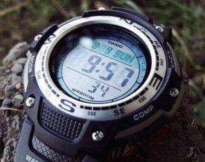 Часы для рыболова