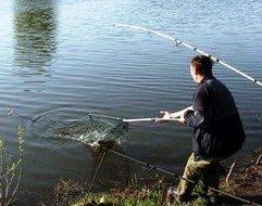 Рыболовный подсак. Советы по использованию