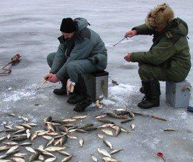 Что взять с собой на зимнюю рыбалку