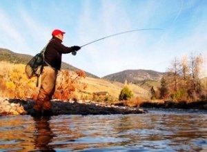 Осенняя экипировка рыбака
