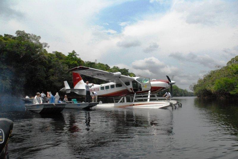 Отчет о речной рыбалке в Бразилии 18-24 октября