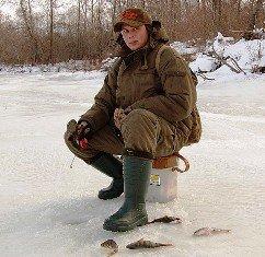 Советы по выбору обуви для зимней ловли