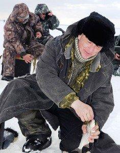 Рыбалка в феврале. Особенности
