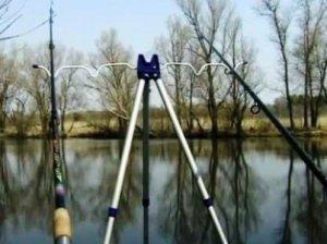 Весенняя рыбалка на фидерную снасть