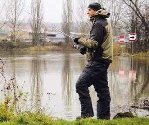 Экипировка рыболова. Обувь
