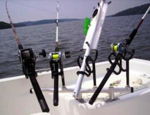 Рыбалка троллингом. Снаряжение и особенности