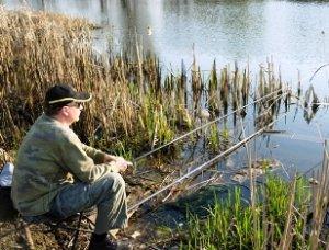 Весенняя рыбалка. Особенности