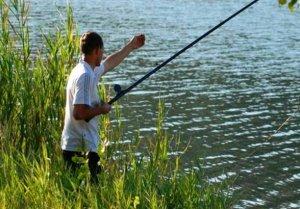 Рыбалка в Харькове