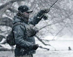 Экипировка рыбака – перчатки