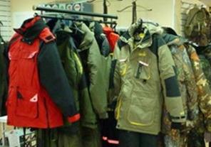 Выбор одежды для зимней рыбалки