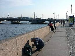 Рыбалка в Санкт-Петербурге