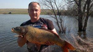 Немного о рыбалке в Тульской области