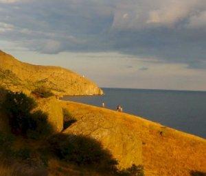 Благотворные места Крыма - мыс Меганом и многое другое