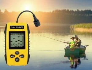 Какие плюсы рыбалки с эхолотом