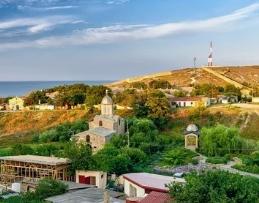 Отдых в Феодосии. Крым