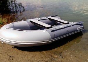 Лодка HYDRA Nova 350 «Оптима 1200» обзор