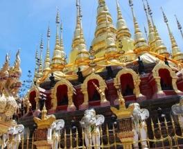Какие посетить города на севере Тайланда
