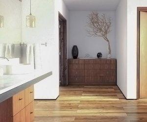 Укладка ламината без порогов по всей квартире